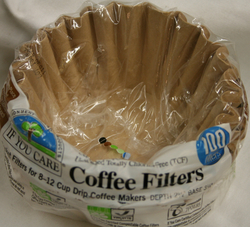 Filters Coffee - Unbleached Basket